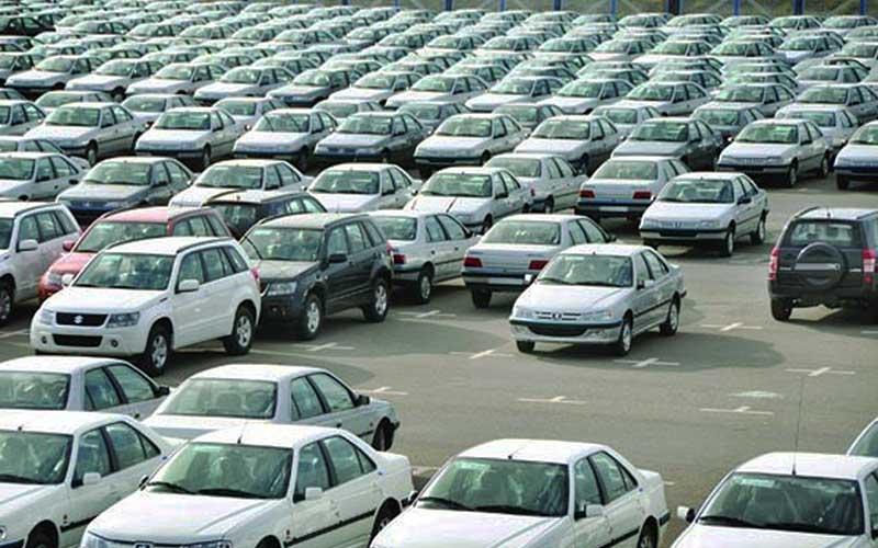 آمار تولید خودروهای سواری در شهریور ۹۶