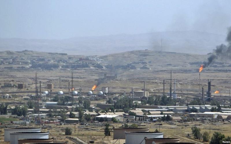 درخواست عراق از بیپی برای توسعه میادین نفتی کرکوک