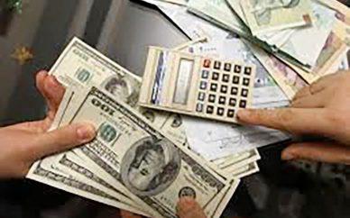 افزایش ۵۰ تومانی نرخ دلار در یک هفته