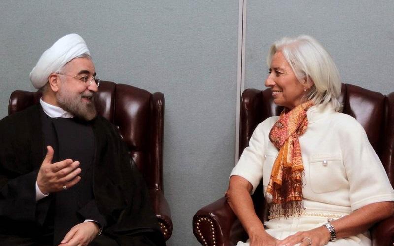 IMF درخواست ترامپ برای توقف پرداخت وام به ایران را رد کرد