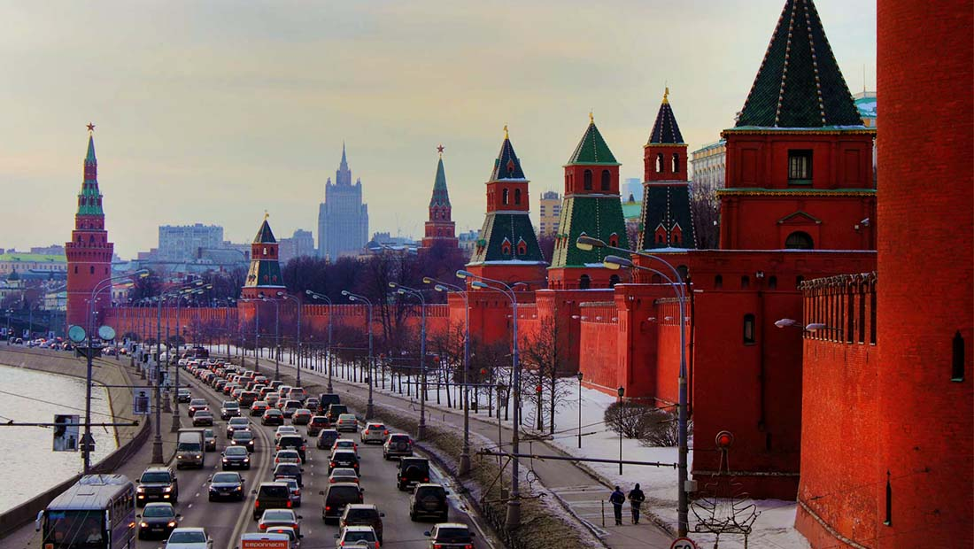 مسکو کرملین کاخ روسیه