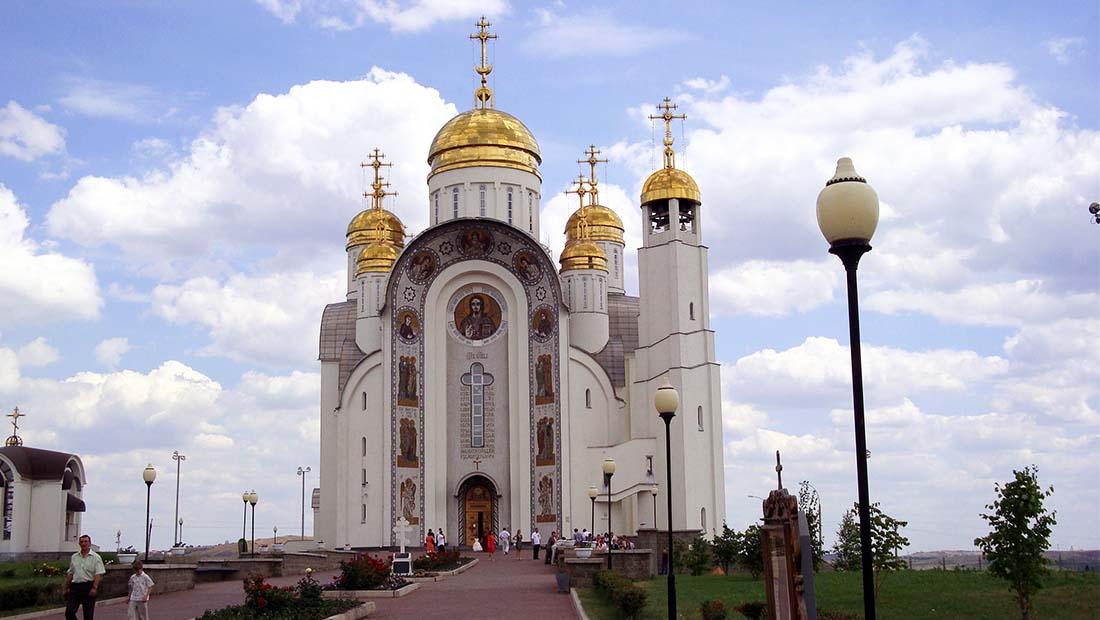 کلیسای معراج روسیه