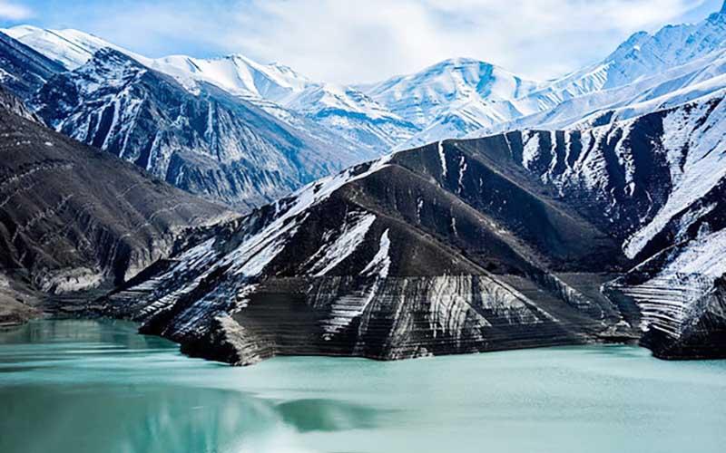 اعلام وضعیت ذخیره آب سدهای کرج و طالقان