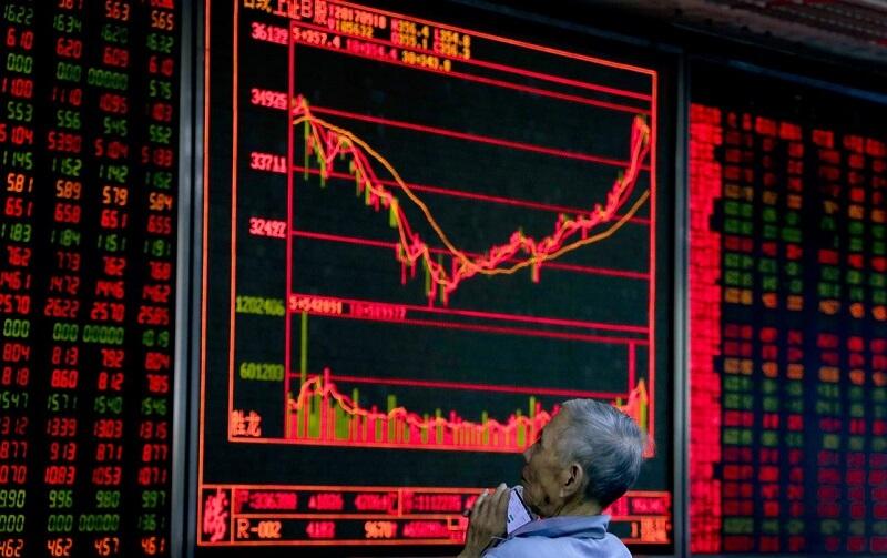 رکورد سهام آسیایی