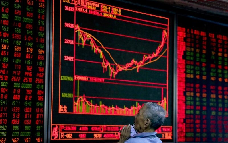 سهام آسیا درجا زد