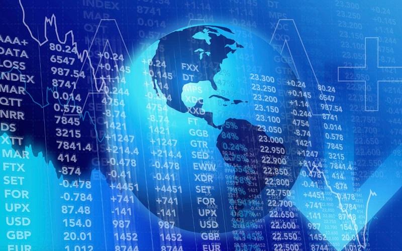 سهام جهانی رشد کرد، دلار تقویت شد