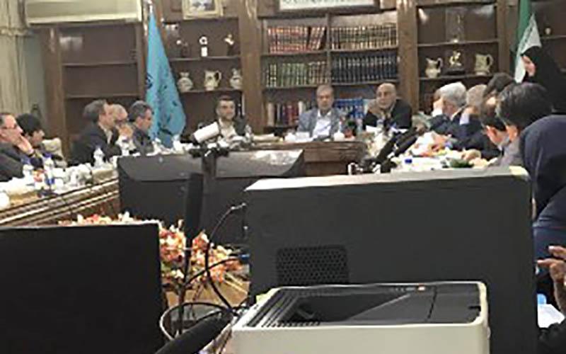 شصت و هفتمین جلسه شورای عالی بیمه با حضور وزیر کار