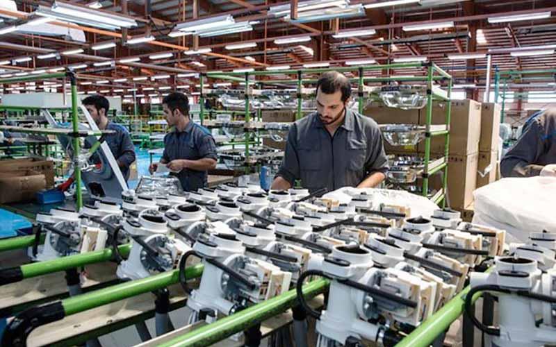 شاخص بهای تولیدکننده ۸.۲ درصد افزایش یافت
