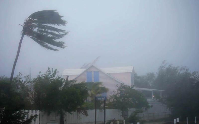 آخرین خبرها از طوفان ۸۵ کیلومتری در مازندران