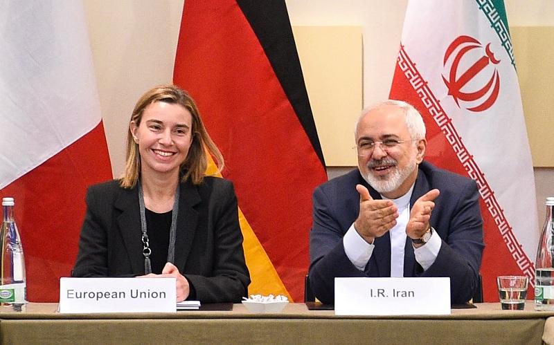 ظریف و موگرینی نامزد جایزه صلح نوبل شدند