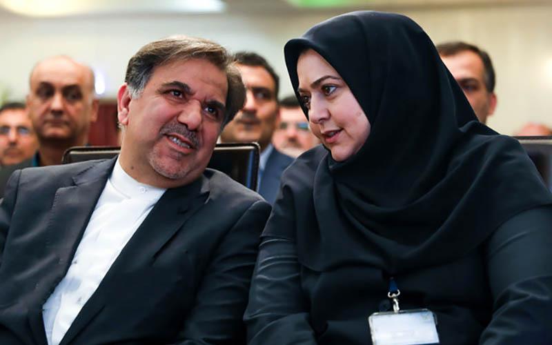 نخستین مدیرعامل زن صنعت هواپیمایی ایران رسما منصوب شد