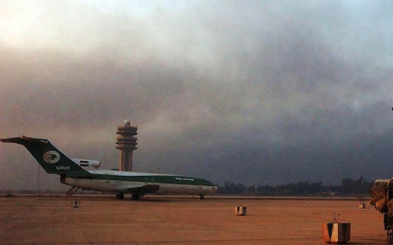 وضعیت لغو پروازهای بغداد و نجف تا امشب ادامه دارد