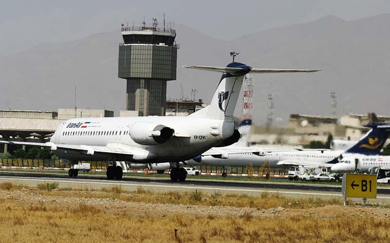 وضعیت فرودگاهها در شرایط جوی چگونه است؟