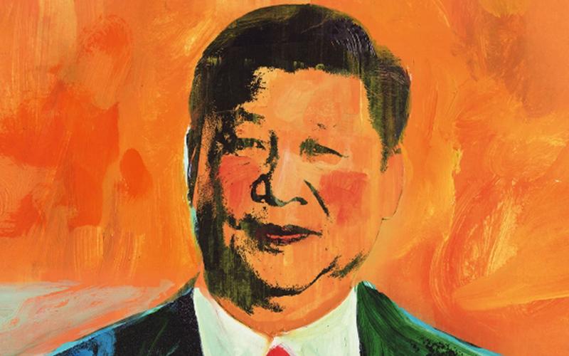 شیجینپینگ قدرتمندترین رهبر جهان