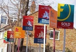 قیمت مسکن در لندن کاهش یافت