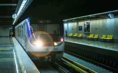 توضیحات متروی تهران در خصوص ازدحام جمعیت در خط ۴
