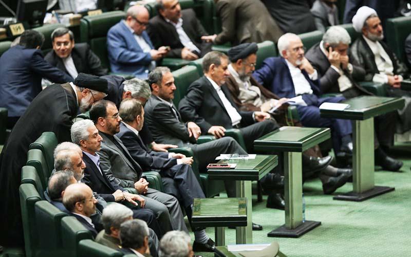 مجلس به وزیران پیشنهادی نیرو و علوم رای اعتماد داد