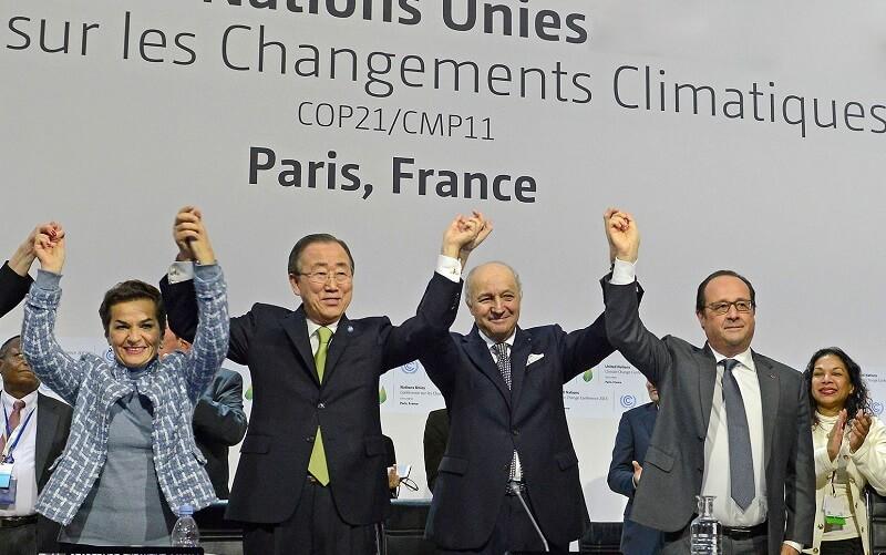 مخالفت لاگارد با نقض پیمان پاریس از سوی ترامپ