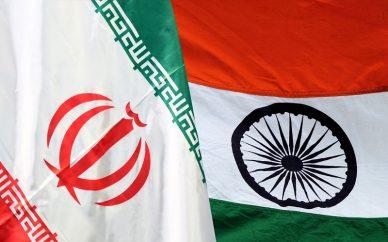 گسترش روابط دوجانبه ایران و هند