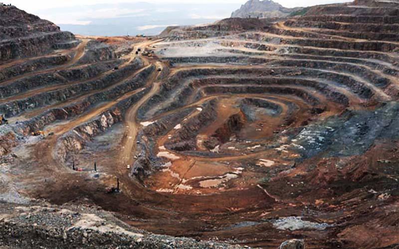 ممنوعیت شناسایی و ساخت معدن در پنج استان