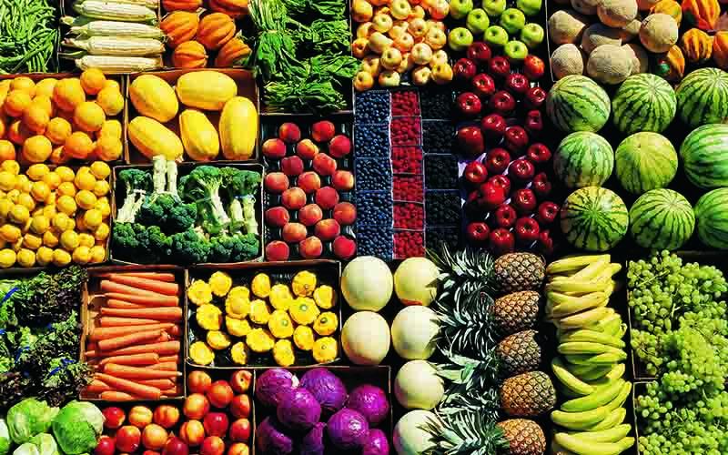کاهش شدید تقاضای مردم برای خرید میوه