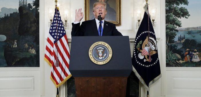 نناتوانی ترامپ برای خروج از توافق هستهای