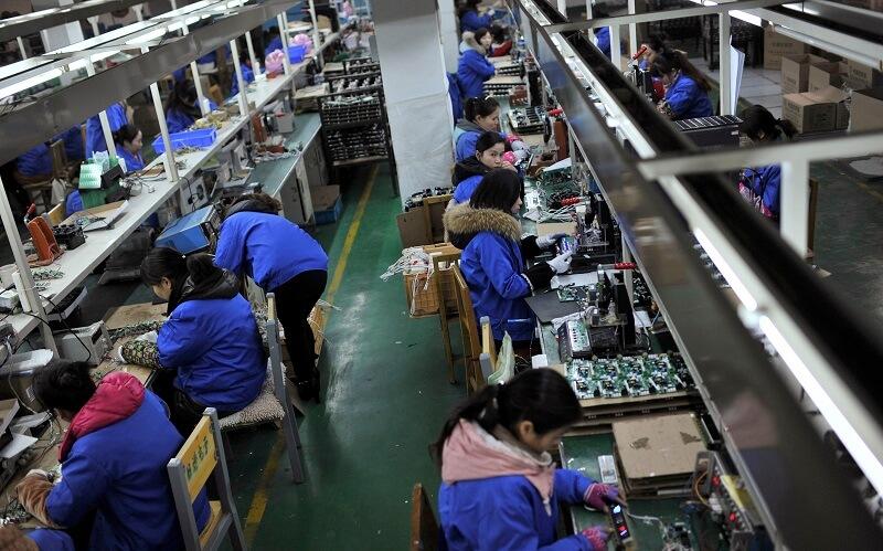 نرخ بیکاری در چین به پایینترین رقم چند سال اخیر رسید
