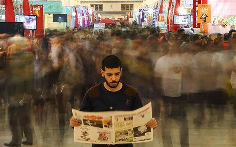 نقشه و اسامی رسانههای حاضر در نمایشگاه مطبوعات منتشر شد