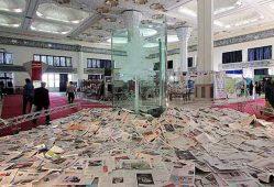 غیبت شش روزنامه سراسری در نمایشگاه مطبوعات امسال