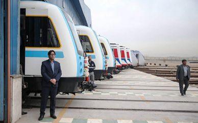 قرارداد ایران و سوئیس برای تولید ۲۰۰۰ واگن مترو