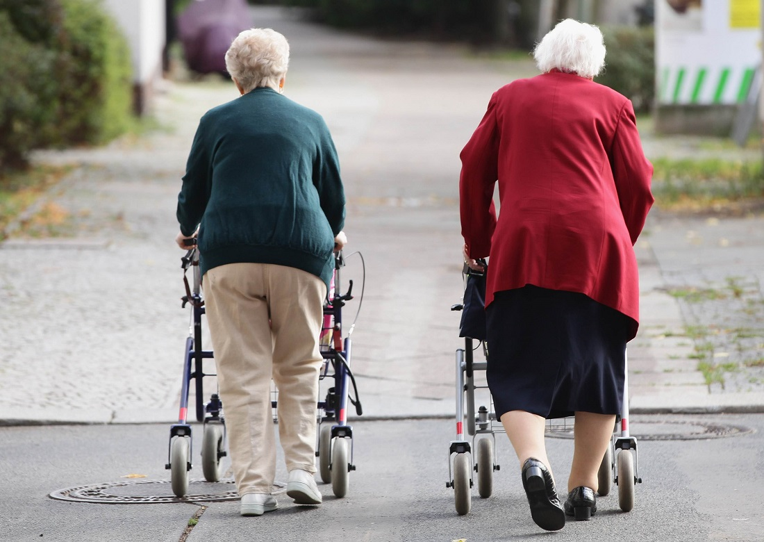 جمعیت جهان در حال پیر شدن