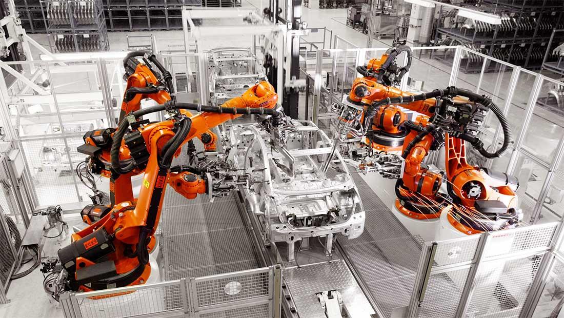 شغلهای آینده ربات ماشین