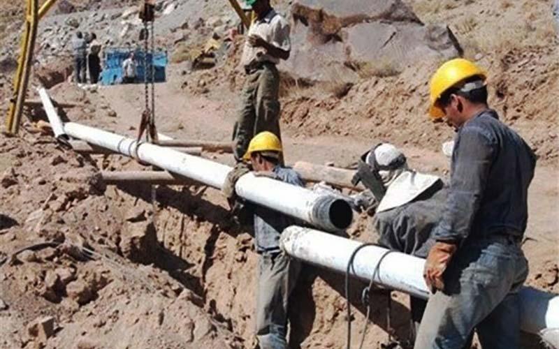 خطوط انتقال گاز استان اردبیل تقویت میشود