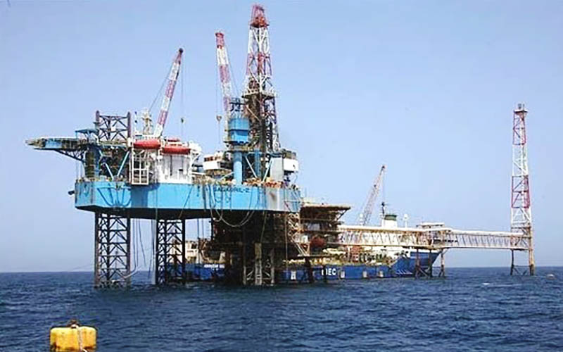 ادامه مذاکره با شل برای توسعه میدان گازی کیش