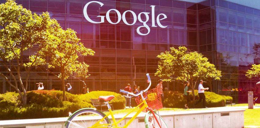 مدل تجاری گوگل