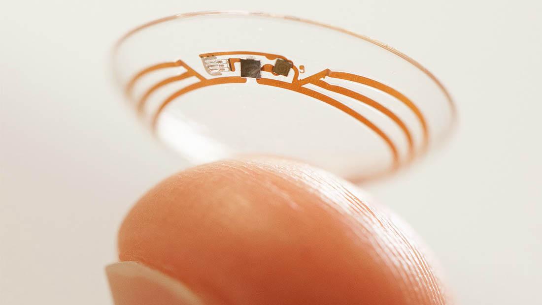 لنز هوشمند گوگل آینده