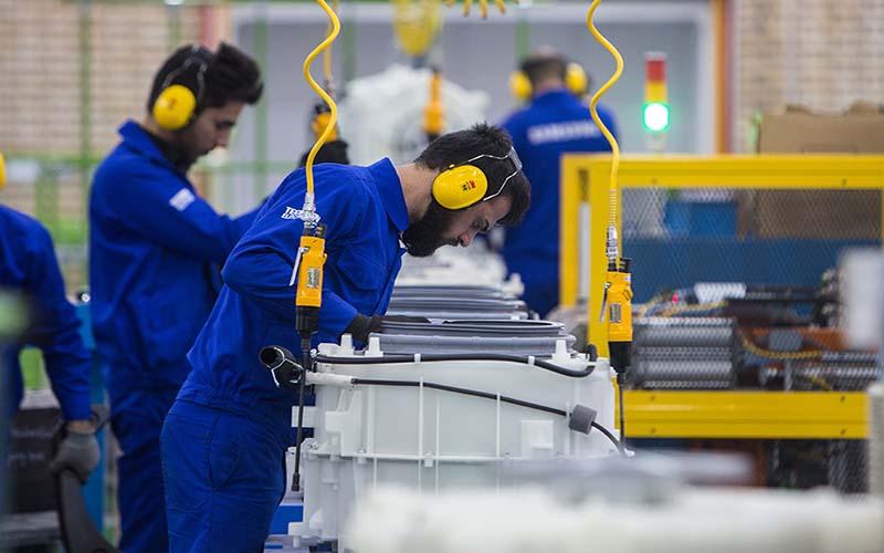 رونمایی از مرحله نخست طرح تولید و اشتغال وزارت صنعت
