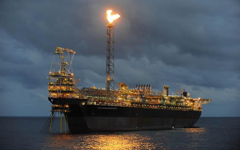 میانگین تولید نفت پارس جنوبی به 19 هزار بشکه رسید