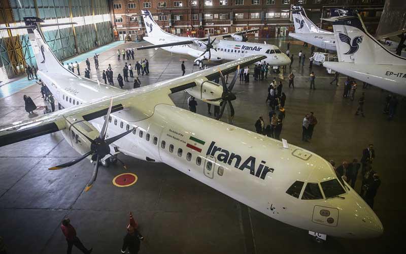 پرواز هواپیماهای پسابرجامی به ۱۰ شهر بزرگ کشور