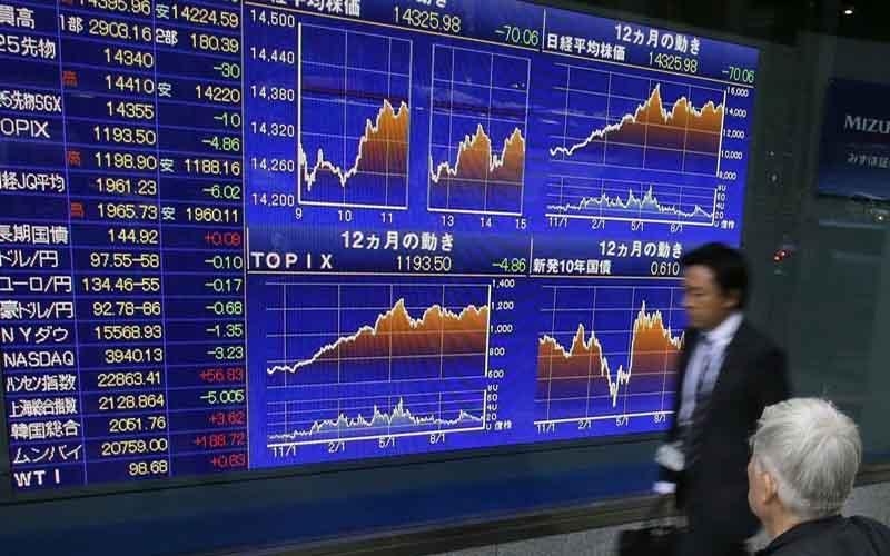 صعود سهام آسیایی همگام با رشد اقتصادی جهان