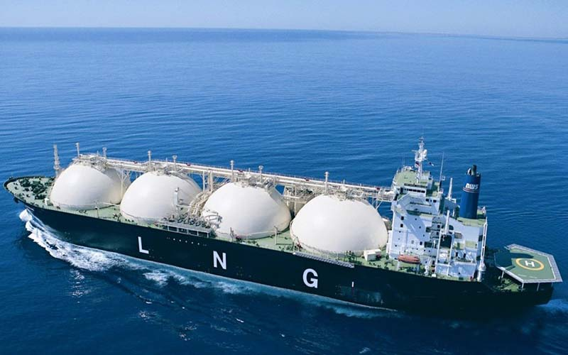 امضای اولین قرارداد فروش گاز ایران برای تولید الانجی