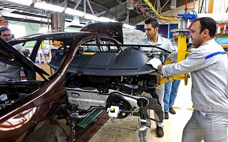 ایجاد مشکل در بازار خودرو با افزایش قیمت فولاد