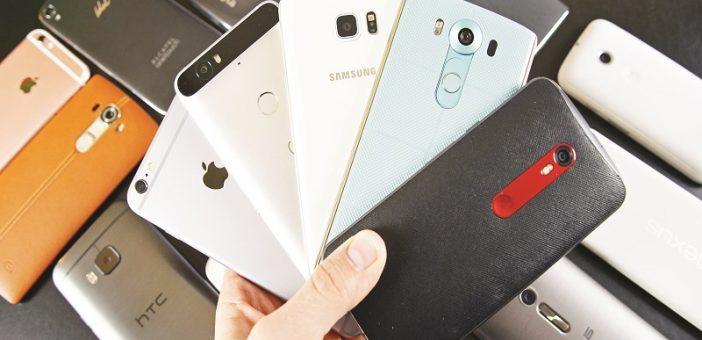 افزایش ۵ درصدی قیمت گوشی با رجیستری