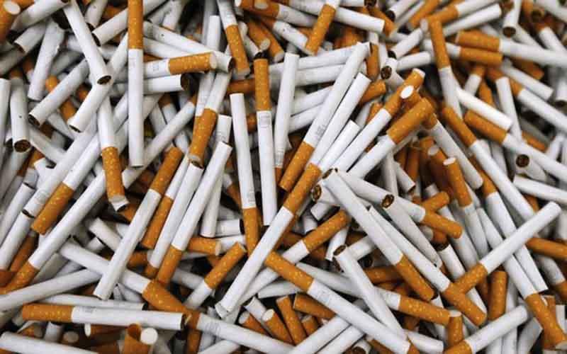 قاچاق سیگار ۵۰ درصد کاهش یافت