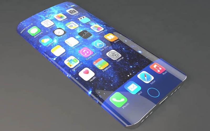 اپل گوشی خمیده تولید میکند