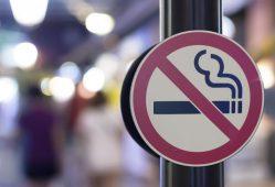 وضع مالیات بر فروش سیگار
