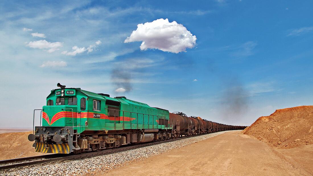هدفگذاری برای جابهجایی ۷.۵ میلیون تن بار در شبکه راهآهن