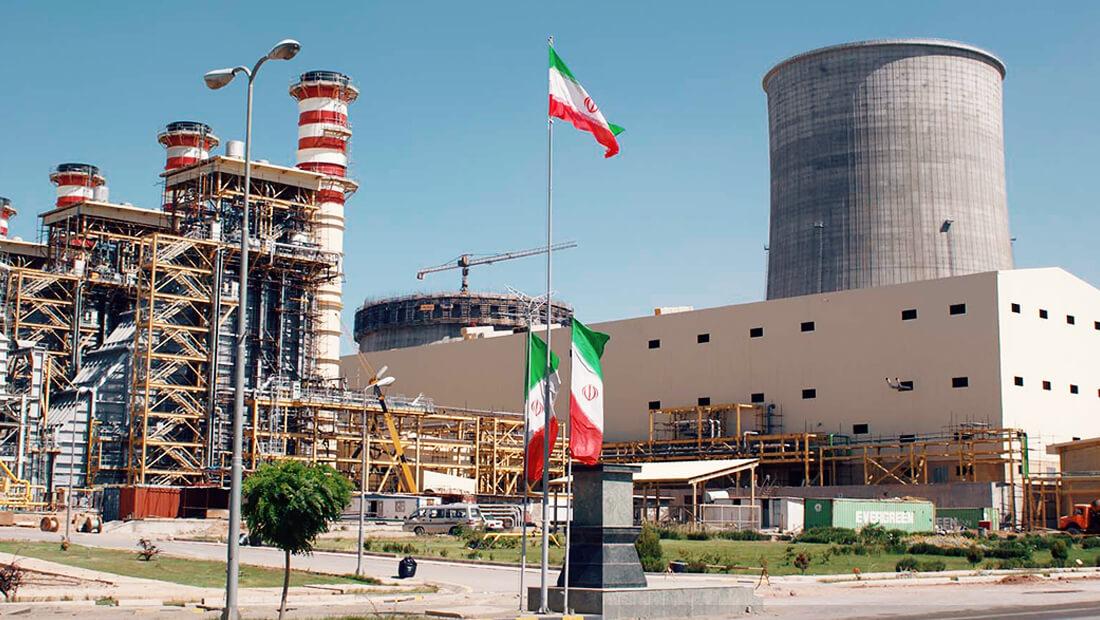 تولید برق نیروگاه سیکل ترکیبی