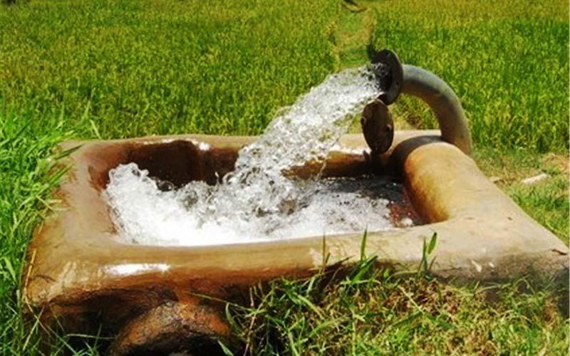 برداشت بیرویه آب کشاورزی، عامل تشدید آثار تخریبی زلزله