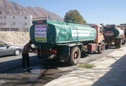تکمیل خط انتقال آب قصر شیرین-سرپل ذهاب و شبکه آب شهری